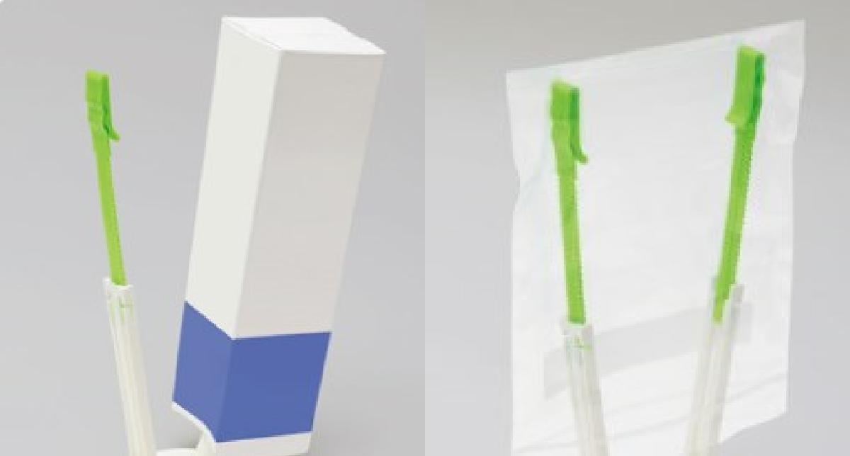 ペットボトルや牛乳パックのリサイクルやストックバッグを乾かすツールとして