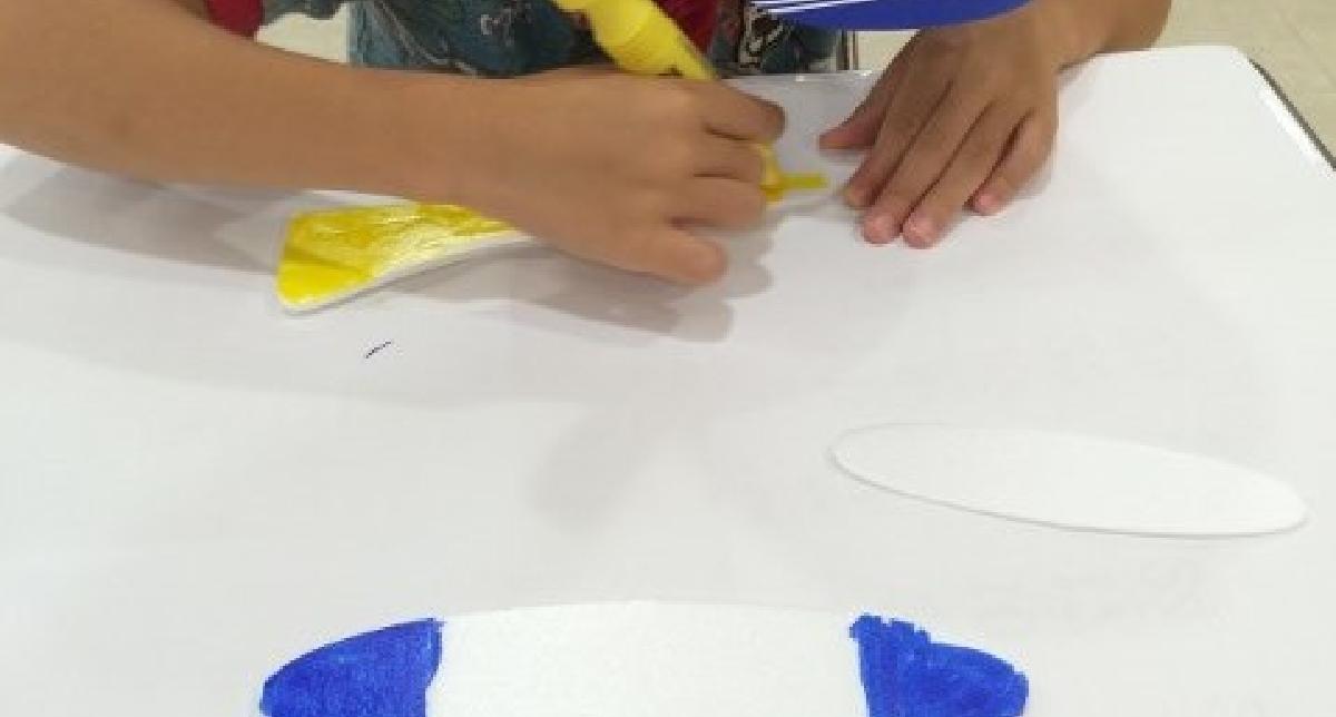 おえかきプレーン教室画像
